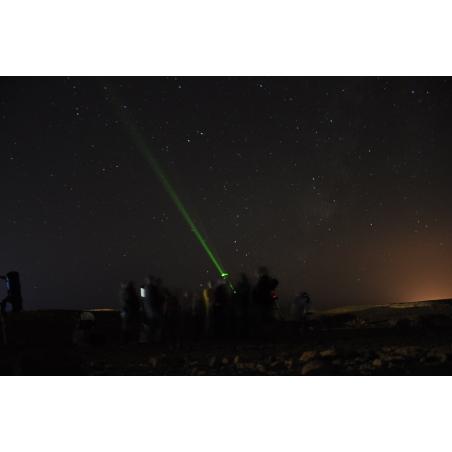 תצפית אסטרונומיה מודרכת (תאריכים לחודש אפריל 2019) בשעה 20:30