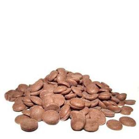 שוקולד חלב מטבעות - 500 גרם Lubeca
