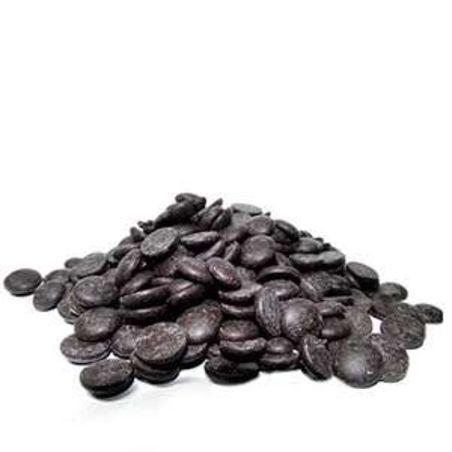 שוקולד מריר מטבעות 55% - 500 גרם Lubeca