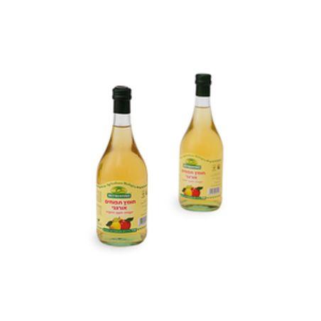 חומץ תפוחים אורגני 5% - 700 מ