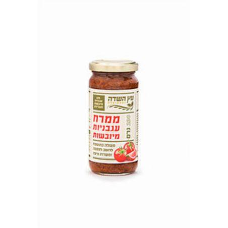 ממרח עגבניות מיובשות - 230 גרם עץ השדה