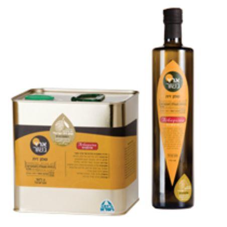 שמן זית ארבקינה - 2 ליטר ארץ גשור