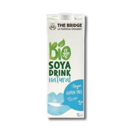 משקה סויה אורגני - 1 ליטר