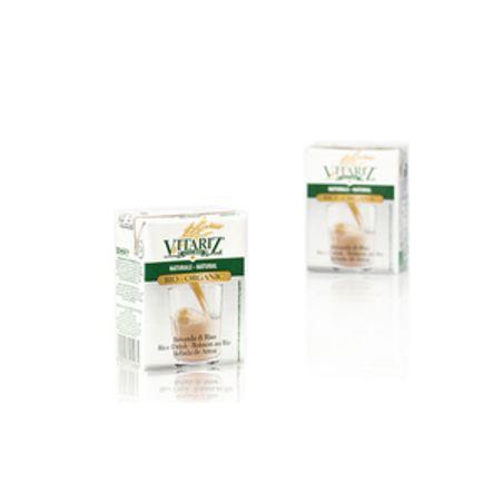 משקה אורז אורגני אריזה אישית - 200 מ