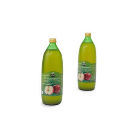 מיץ תפוחים אורגני - 1 ליטר