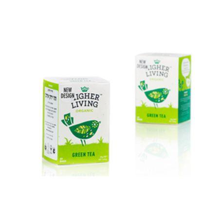 תה ירוק אורגני הייר ליווינג