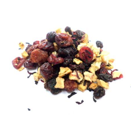 חליטת תה פירות יער - 100 גרם