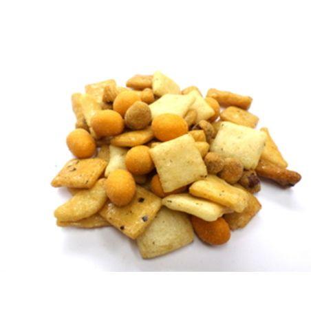 חטיף מיקס אורז ובוטנים ( מנצ'ס ) - 200 גרם