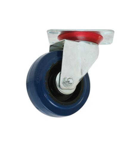 גלגל תעשייתי אלסטי כחול